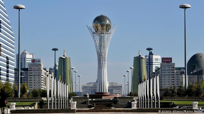 Международный круглый стол «Политическая модернизация в Казахстане. Основные тенденции и перспективы»